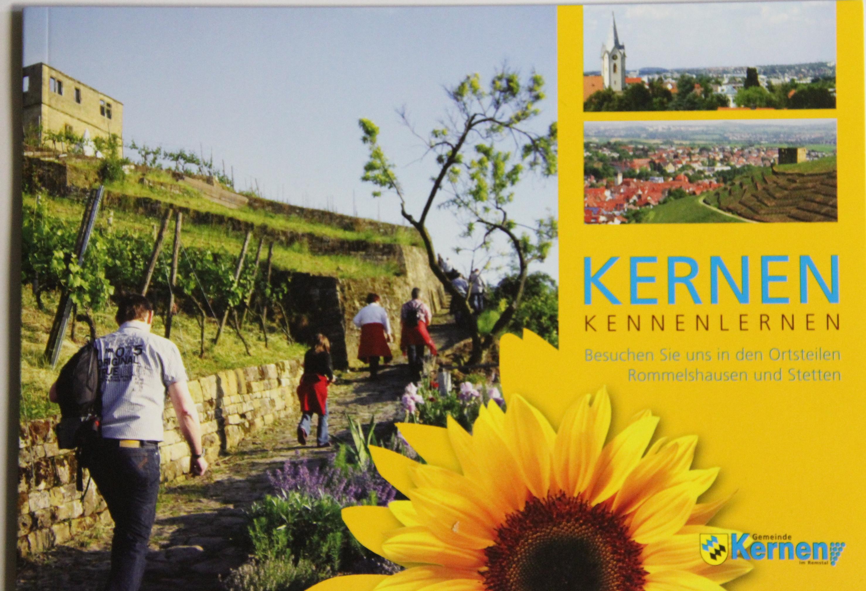 2013 Tourismusbroschüre