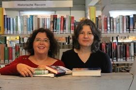 Bibliothekarinnen in Stetten