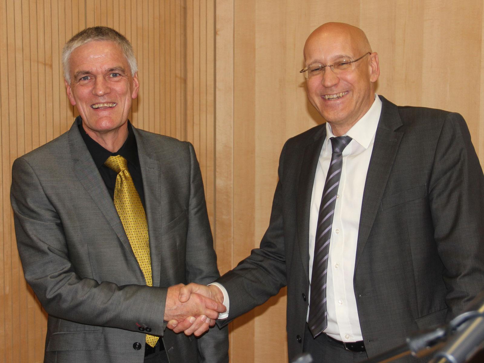 Peter Mauch ist neuer Beigeordneter in der Gemeinde Kernen