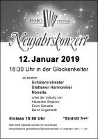 Neujahrskonzert 2019