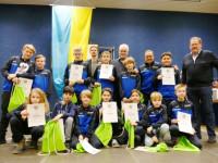 Fußball-E-Junioren TV Stetten