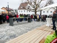 Eröffnung durch Bürgermeister Stefan Altenberger