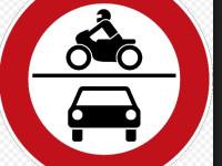 """Verkehrsschild """"Durchfahrt verboten"""""""
