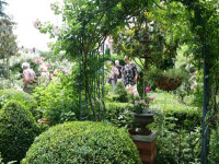 Teilnehmergarten der Gartenkultour