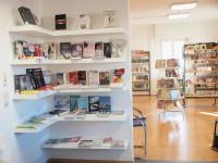 Blick in die Bücherei Rommelshausen