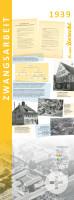 Tafeln berichten von der Zwangsarbeit in Kernen 1939