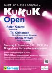 Plakat KuKuK Open