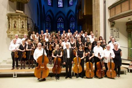 Daimler Sinfonieorchester Stuttgart