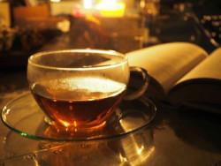 Teegenuss und Leselust