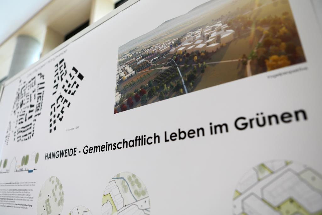 """Drei Kleinquartiere sorgen für das Motto """"Gemeinschaftlich leben im Grünen"""""""
